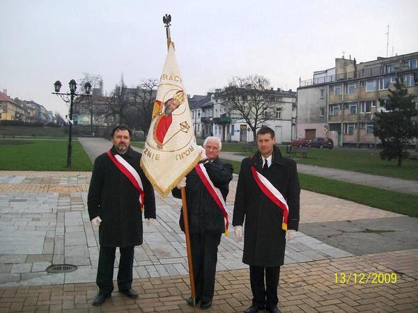 sztandar Zdzisław